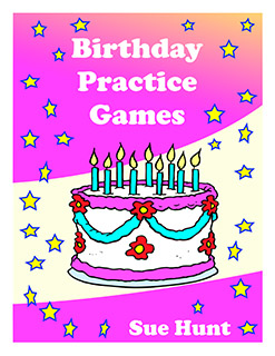 Birthday games from Music in Practice