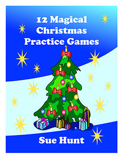 12 Magical Christmas Games from Music in Practice