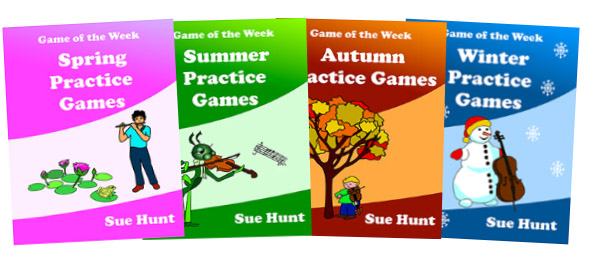 Seasonal Games - Game of the Week by Music in Practice