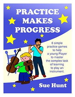 Practice makes progress from Music in Practice