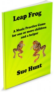 Making Music Fun: Music Teaching Using Music Games for Children