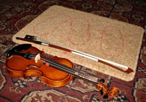 Basic Equipment for a Beginner Violinist, by Sue Hunt, Music in Practice.