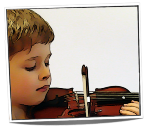 Basic violin bowing skills by Sue Hunt, Music in Practice