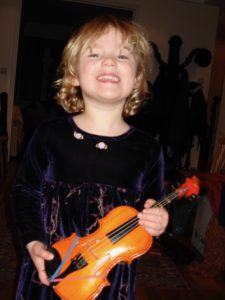Basic Violin Skills, by Sue Hunt, Music in Practice.