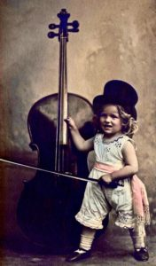 Finding the Right Size Violin/Viola/Cello For a Child, by Sue Hunt, Music in Practice