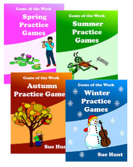 Game of the Week from Music in Practice